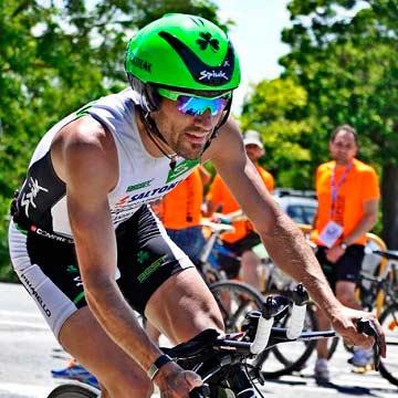 Raul Amatriain triatleta sakro pamplona