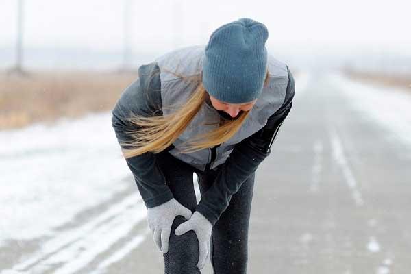 Cómo prevenir dolores musculares en invierno