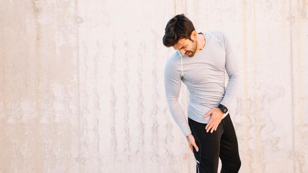 Cómo prevenir las contracturas musculares